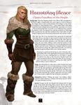 RPG Item: Adversaries of the Righteous: Harrowing Silence