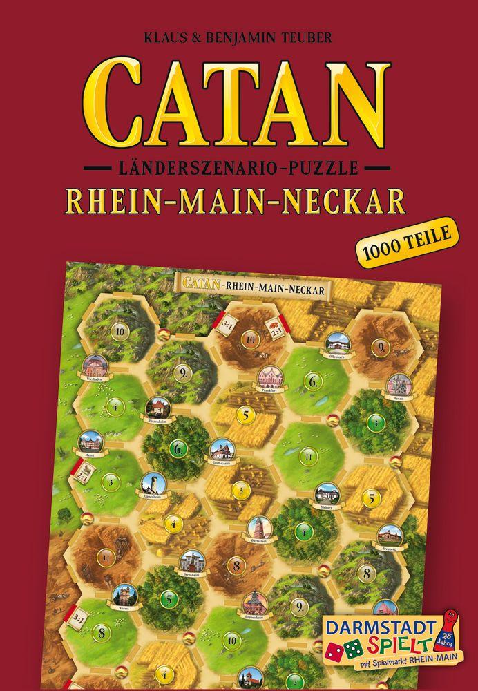 Catan Rhein-Main-Neckar