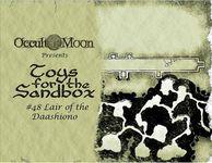 RPG Item: Toys for the Sandbox #048: Lair of the Daashiono