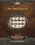 RPG Item: The Aden Gazette Compendium 02 (Savage Worlds)