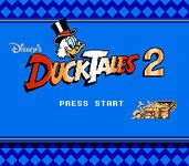 Video Game: DuckTales 2