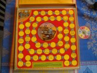 Board Game: A.D.T. Messenger Boy