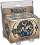 Board Game: Descent: Journeys in the Dark (Second Edition) – Gargan Mirklace Lieutenant Pack