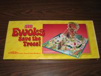 Board Game: Ewoks Save The Trees!