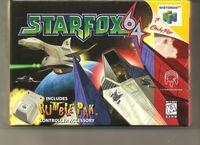 Video Game: Star Fox 64