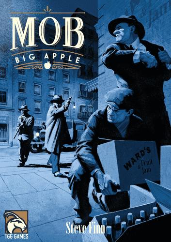 Board Game: MOB: Big Apple