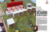 Complete Review of Richard III in Battles Magazine