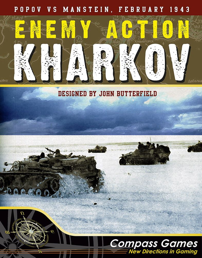 Enemy Action: Kharkov