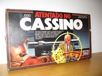 Board Game: Atentado no Cassino