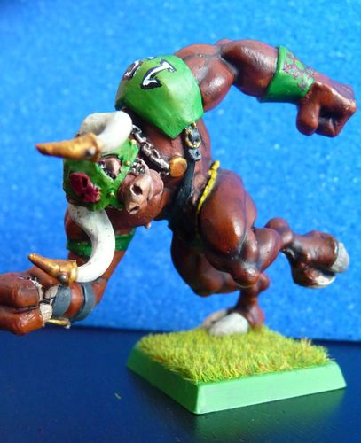 Board Game: Blood Bowl (Third Edition)