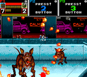 Video Game: Beast Busters
