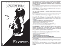 RPG Item: A Brainer Supplement for Apocalypse World: The Devoted