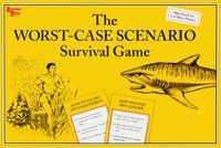 Board Game: The Worst-Case Scenario Survival Game