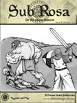 Issue: Sub Rosa (Issue 8 - Oct 2011)