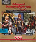 Video Game Compilation: Advanced Dungeons & Dragons Forgotten Realms Limited Collector's Edition (Gold Box)