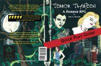 RPG Item: Terror Thirteen: Quick Play Guide