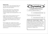 RPG Item: Dynama