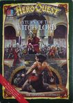 Board Game: HeroQuest: Return of the Witch Lord