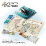 Board Game: Quinto Império