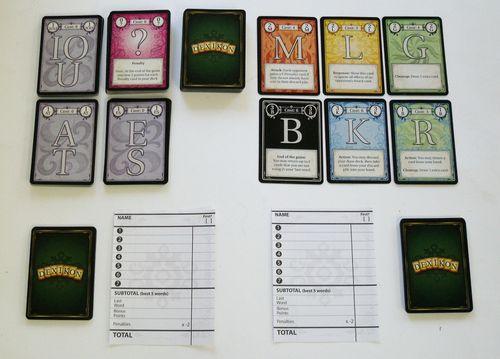 Board Game: Dexikon