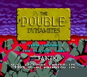 Video Game: Double Dynamites