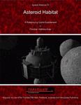 RPG Item: Space Stations 04: Asteroid Habitat
