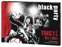 Black Party: Das Varieté des Todes Cover Artwork