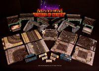 RPG Item: UrbanMayhem: Streets of Mayhem