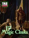 RPG Item: 17 Magic Cloaks