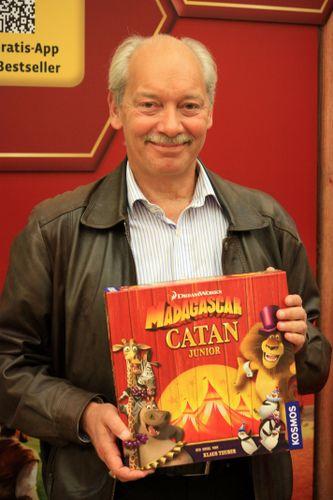 Board Game: Catan Junior Madagascar