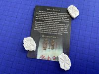 Board Game: Tainted Grail: The Fall of Avalon – War Runes