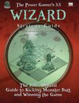 RPG Item: The Power Gamer's 3.5 Wizard Strategy Guide