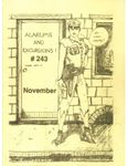 Issue: Alarums & Excursions (Issue 243 - Nov 1995)