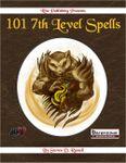 RPG Item: 101 7th Level Spells