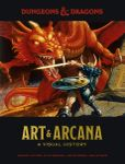 RPG Item: Art & Arcana: A Visual History