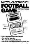Video Game: Mattel Football