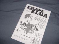 Board Game: Escape from Elba