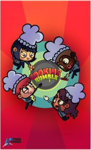 Board Game: Cooking Rumble