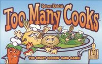 Board Game: Too Many Cooks