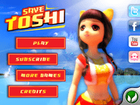 Video Game: Save Toshi