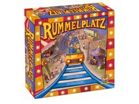 Board Game: Funfair