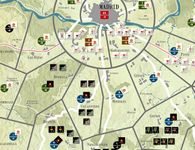 "Board Game: Storm Over Madrid 1936: ""Miracle of November"""