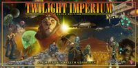 Board Game: Twilight Imperium: Third Edition