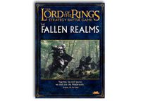 Board Game: The Lord of the Rings Strategy Battle Game: The Fallen Realms