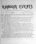 Issue: Random Events (Issue 7 - Nov 1980)