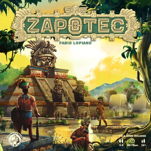 Board Game: Zapotec