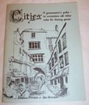 RPG Item: Cities (First Edition)