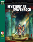 RPG Item: Mystery at Ravenrock (5E)