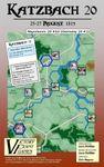 Board Game: Katzbach 20