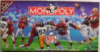 Board Game: Monopoly: NFL Official